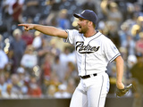 Jun 4, 2014, Pittsburgh Pirates vs San Diego Padres - Huston Street Photographic Print by Denis Poroy