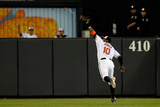 May 13, 2014, Detroit Tigers vs Baltimore Orioles - Adam Jones Photographic Print by Patrick McDermott