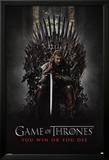Game of Thrones, Gagner ou mourir, Le Trône de Fer  Affiches