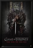 Game of Thrones - Gewinne oder stirb, Englisch Kunstdrucke