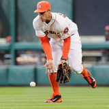 May 31, 2014, Baltimore Orioles vs Houston Astros - George Springer Photographic Print by Bob Levey