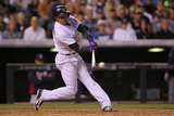 Jun 11, 2014, Atlanta Braves vs Colorado Rockies - Troy Tulowitzki Photographic Print by Doug Pensinger