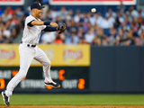 Jun 20, 2014, Baltimore Orioles vs New York Yankees - Derek Jeter Photographic Print by Mike Stobe