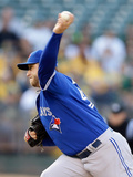 Jul 30, 2013, Toronto Blue Jays vs Oakland Athletics - Mark Buehrle Photographic Print by Ezra Shaw