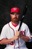 Washington Nationals Photo Day: Feb 23, 2014 - Adam LaRoche Photographic Print by Rob Carr