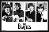 The Beatles Portraits Print