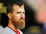 Jun 13, 2014, Washington Nationals vs St. Louis Cardinals - Adam LaRoche Photographic Print by Jeff Curry