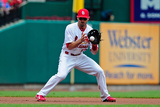 May 15, 2014, Chicago Cubs vs St. Louis Cardinals - Matt Carpenter Photographic Print by Jeff Curry