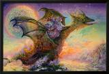 Dragon Ship Photo by Josephine Wall