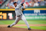 Sep 15, 2013, San Diego Padres vs Atlanta Braves - Huston Street Photographic Print by Kevin Liles