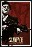 Scarface - Ink Poster