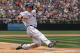 Jun 21, 2014, Milwaukee Brewers vs Colorado Rockies - Drew Stubbs Photographic Print by Doug Pensinger