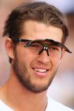 Mar 23, 2014, Los Angeles Dodgers vs Arizona Diamondbacks - Clayton Kershaw Photographic Print by Brendon Thorne