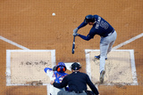 Apr 19, 2014, Atlanta Braves vs New York Mets - Freddie Freeman Photographic Print by Jim McIsaac