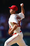 Jun 21, 2014, Philadelphia Phillies vs St. Louis Cardinals - Adam Wainwright Photographic Print by Dilip Vishwanat