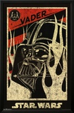Star Wars Darth Vader Propaganda Movie Poster Photo