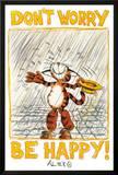 Alex Rinesch (Don't Worry Be Happy, Sugar) Art Poster Print Prints