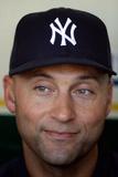 Jun 13, 2014, New York Yankees vs Oakland Athletics - Derek Jeter Photographic Print by Ezra Shaw