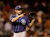 Jun 17, 2013, San Diego Padres vs San Francisco Giants - Huston Street Photographic Print by Ezra Shaw