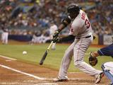 May 25, 2014, Boston Red Sox vs Tampa Bay Rays - David Ortiz Photographic Print by Brian Blanco