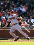 Sep 27, 2012, Arizona Diamondbacks vs San Francisco Giants - Paul Goldschmidt Photographic Print by Ezra Shaw
