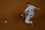 May 20, 2014, Cincinnati Reds vs Washington Nationals - Todd Frazier Photographic Print by Patrick Smith