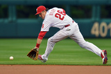 Jun 11, 2014, San Diego Padres vs Philadelphia Phillies - Chase Utley Photographic Print by Drew Hallowell