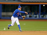 Apr 23, 2014, St. Louis Cardinals vs New York Mets - Daniel Murphy Photographic Print
