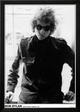 Bob Dylan-Savoy Hotel 1967 Poster