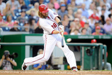 Jun 3, 2014, Philadelphia Phillies vs Washington Nationals - Jayson Werth Photographic Print by Greg Fiume