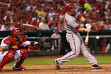 Jun 4, 2013, Arizona Diamondbacks vs St. Louis Cardinals - Paul Goldschmidt Photographic Print by Dilip Vishwanat