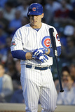 Jun 3, 2014, New York Mets vs Chicago Cubs - Anthony Rizzo Photographic Print by Jeffrey Phelps