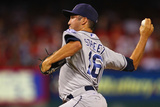Jul 20, 2013, San Diego Padres vs St. Louis Cardinals - Huston Street Photographic Print by Dilip Vishwanat