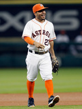 May 31, 2014, Baltimore Orioles vs Houston Astros - Jose Altuve Photographic Print by Bob Levey