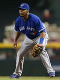 Sep 2, 2013, Toronto Blue Jays vs Arizona Diamondbacks - Edwin Encarnacion Photographic Print by Christian Petersen