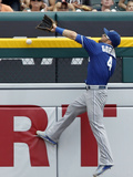 Jun 18, 2014, Kansas City Royals vs Detroit Tigers - Alex Gordon Photographic Print by Duane Burleson