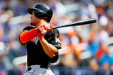 Sep 15, 2013, Miami Marlins vs New York Mets - Giancarlo Stanton Photographic Print by Mike Stobe