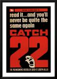 Catch 22 by Joseph Heller Prints