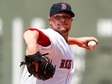 Jun 1, 2014, Tampa Bay Rays vs Boston Red Sox - Jon Lester Photographic Print by Jared Wickerham