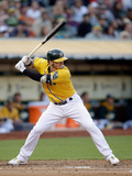 May 31, 2014, Los Angeles Angels of Anaheim vs Oakland Athletics - Josh Donaldson Photographic Print by Ezra Shaw