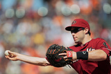 Sep 8, 2013, Arizona Diamondbacks vs San Francisco Giants - Paul Goldschmidt Photographic Print by Brian Bahr