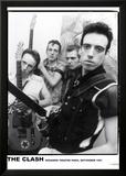 The Clash à Mogador, Paris, 1981 Affiches