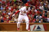 2013 World Series Game Five: Oct 28, Boston Red Sox vs St Louis Cardinals - Matt Carpenter Photographic Print