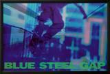 Blue Steel Gap Prints by Robert Downs