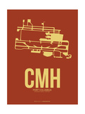 CMH Port Columbus Poster 1 Posters by  NaxArt