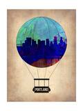 Portland Air Balloon Posters by  NaxArt