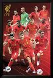 Liverpool FC Players 2012-13 Foto