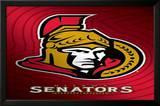 Ottawa Senators - Logo Kunstdrucke