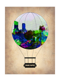Grand Rapids Air Balloon Prints by  NaxArt