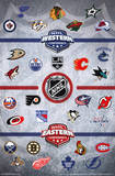 NHL - Logos 14 Photographie